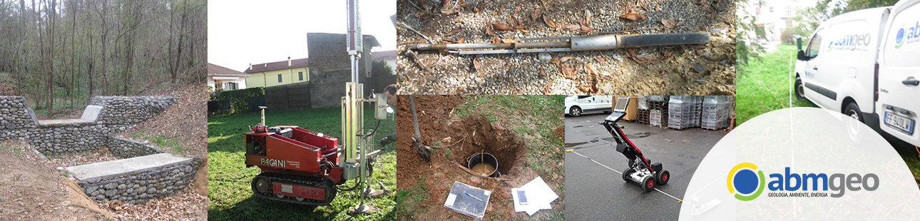ABMGEO SRL l'approccio multidiscipinare alla consulenza geologica e ambientale